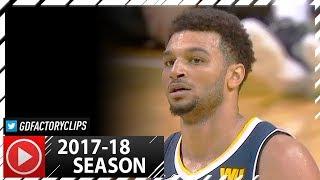 Jamal Murray Full PS Highlights vs Lakers (2017.10.04) - 20 Pts