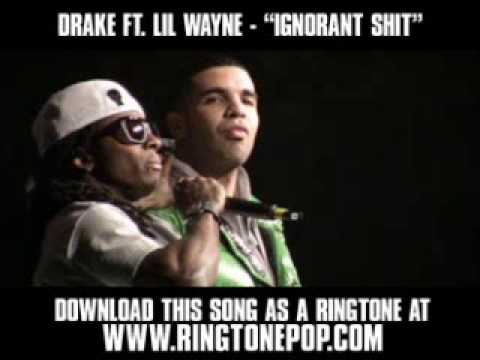 Drake ft Lil Wayne  Ignorant Shit  New  + Lyrics + Download