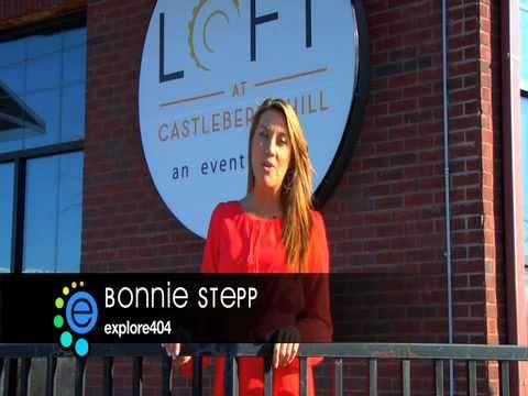 Tour Loft At Castleberry Hill Atlanta Ga Youtube