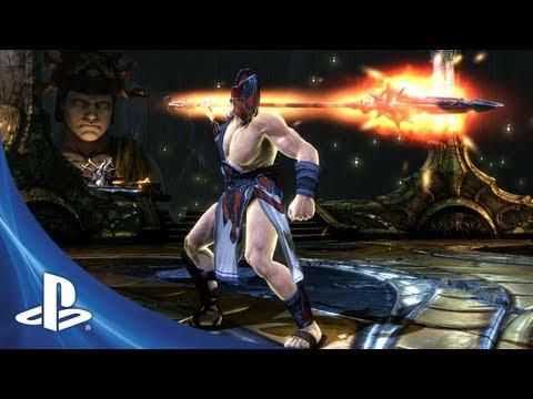 God of War: Ascension The Mythological Heroes Co-Op Weapons DLC