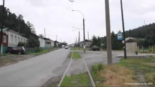 Испытательная линия Усть-Катавского вагоностроительного завода