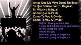daddy yankee La despedida lyrics spanish & english
