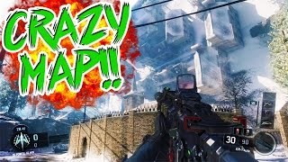 """MOST INSANE COD MAP EVER! - Black Ops 3 """"INFECTION"""" Multiplayer Map"""