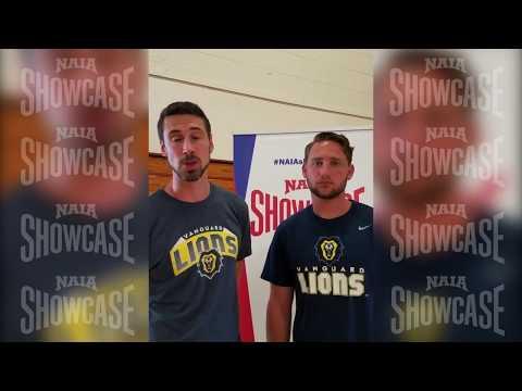 NAIA Showcase Basketball - Coach, Parent, Student tell their story