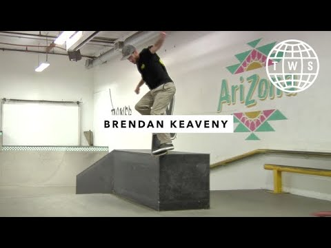 TWS Park: Brendan Keaveny