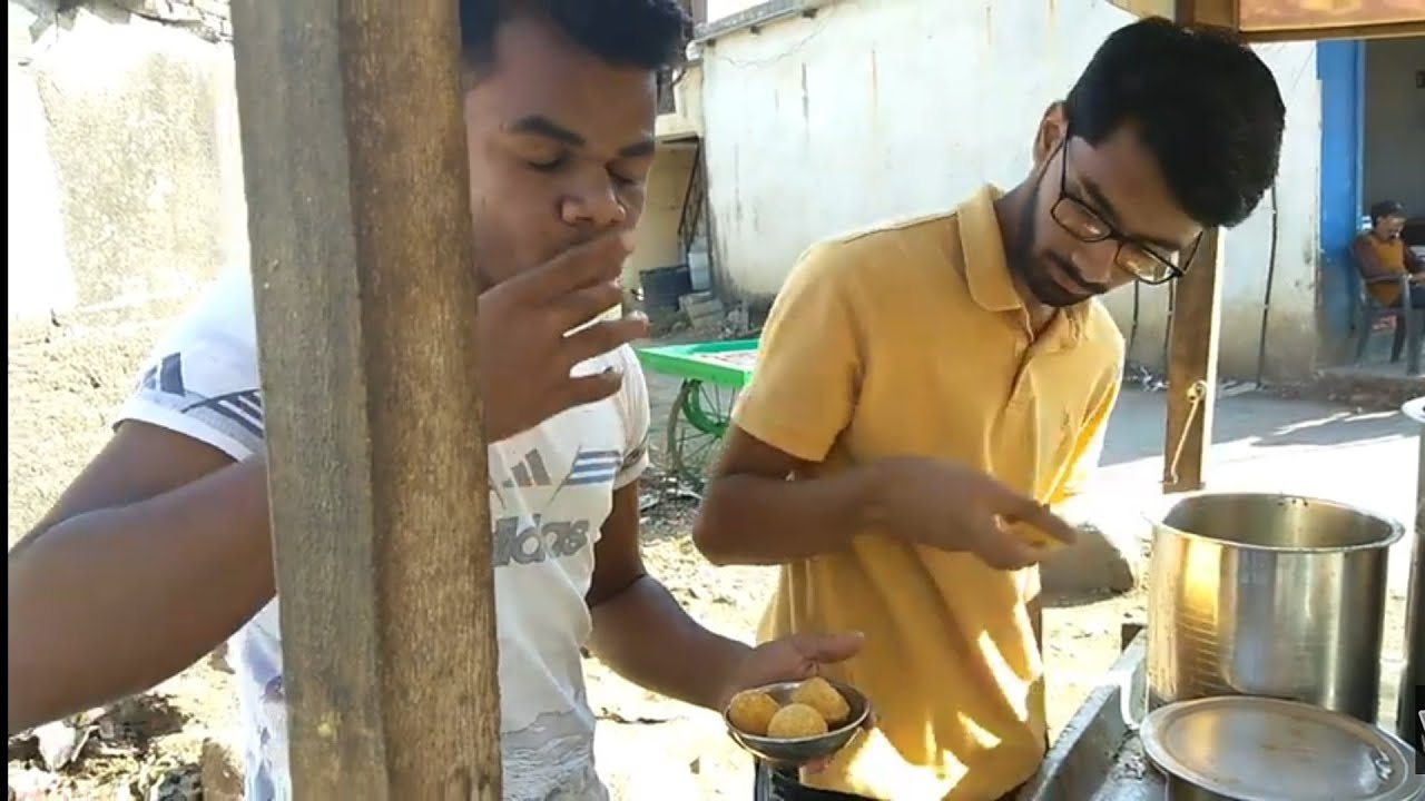 Indian  Street food Panipuri || funny eaters || Umbergaon in valsad ||