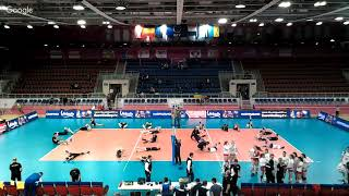 2019 CEV U16 Volleyball European Championship –Women  2nd Round From 25/04/2019 to 28/04/2019