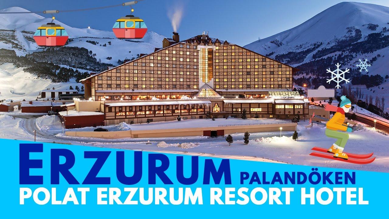 Polat Erzurum Resort Hotel Youtube