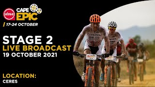 Stage 2   Live Broadcast   2021 Absa Cape Epic screenshot 4