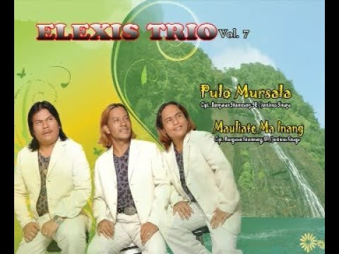 Trio Elexis - Huboan Do Ho Di Tangiangki
