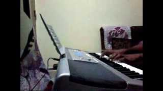 Konchi karayalle - Poomukapadiyil nineyum kathu- keyboard