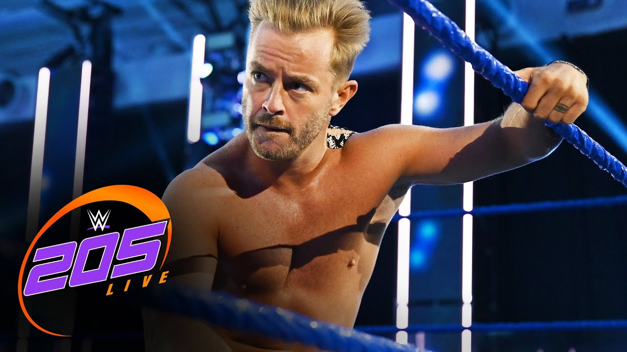 Drake Maverick vs. Leon Ruff: 205 Live, July 24, 2020