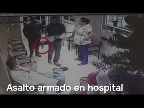 Hombres armados asaltan hospital en Monterrey, Nuevo León - Las Noticias con Danielle