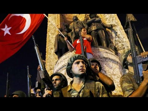 BREAKING: Turkish Military Attempted Coup To Overthrow Government