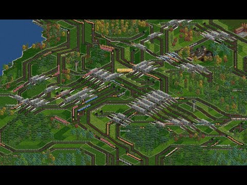 OpenTTD - TG_Game_5 | Cargo | xUSSR | #2