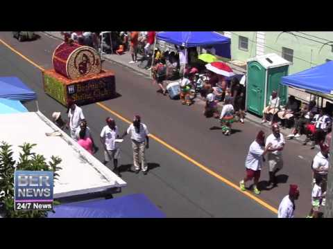Bermuda Shriners' Club In The Bermuda Day Parade, May 26 2014
