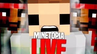 afspraak met de bende gaat fout 2 jaar mt feest minetopia live