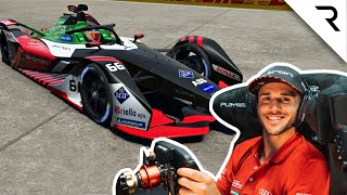 Why Audi sacked Daniel Abt for Formula E imposter controversy