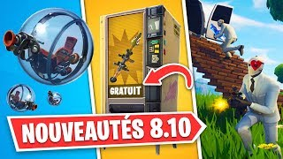 "BULLE MOBILE, FREE DISTRIBUTOR - MODE ""GRANDE CAVALE"" ON FORTNITE! (MAJ 8.10)"