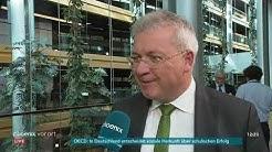 Markus Ferber zum italienischen Haushalt und zum Fall Khashoggi am 23.10.18