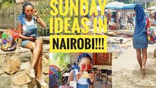 BEST THINGS TO DO IN NAIROBI/KENYA ON SUNDAYS!!!