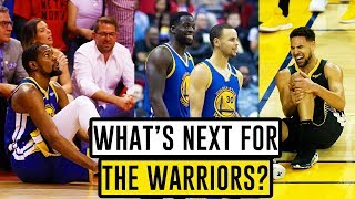 What's Next For The Golden State Warriors?