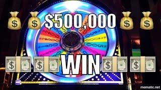 💥 What does a $500K Jackpot Slot Machine Win Look Like? 💥 Huge Progressive Jackpot Handpay 💥Re-post💥