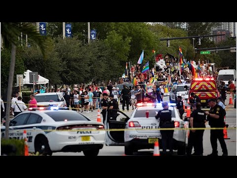 شاحنة تدهس مشاركين بمسيرة للمثليين في فلوريدا وتسفر عن مقتل شخص وإصابة آخرين…  - نشر قبل 3 ساعة