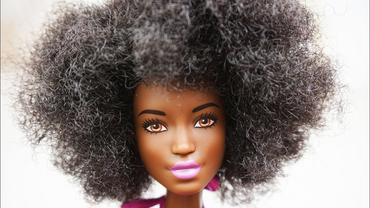 barbie doll black Beautiful