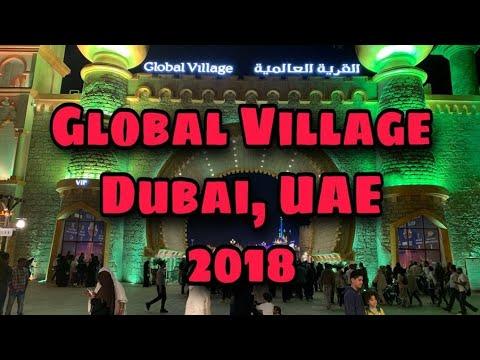 Global Village, Dubai, UAE 2018   Luigi Ceballoz