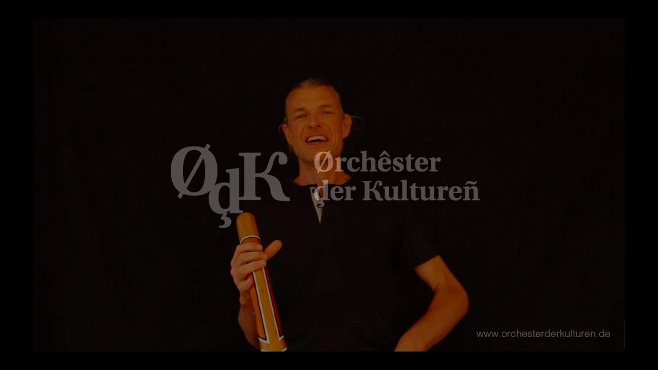 Orchester der Kulturen - Frank Heinkel