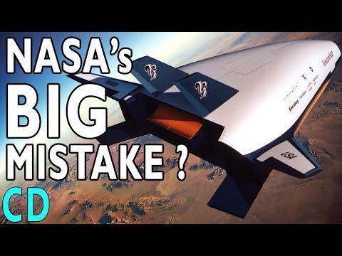 NASA's Big Mistake - The X-33 VentureStar Replacement Shuttle