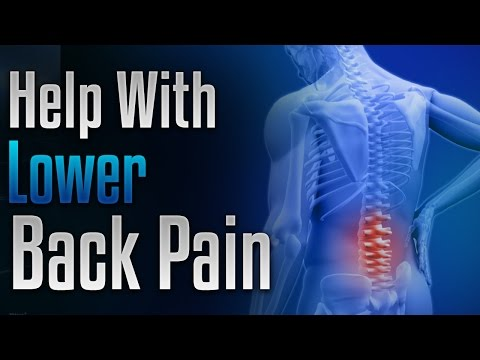 🎧 Lower Back Pain - Help Combat those Muscular Aches and Pains with Simply Hypnotic