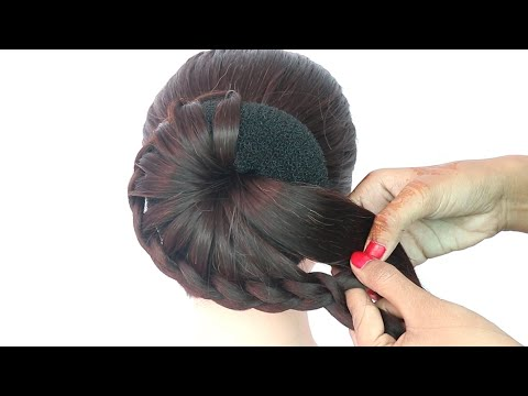 5-easy-hairstyle-for-party-||-quick-hairstyle-||-cute-hairstyle-||-open-hairstyle-||-hairstyle