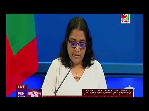 Live : Maldives declares State of Emergency 5th February 2018