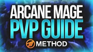 Arcane Mage PVP Arena Guide with Ziqo (7.2.5)