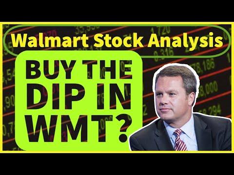 Walmart (WMT) Stock Analysis - Stock Down 5%!! Buy The Dip In WMT Shares?