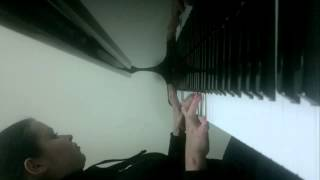 Лунная соната на фортепиано