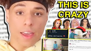 LARRAY CALLS OUT JEFFREE STAR, TONY LOPEZ, TATI WESTBROOK, AND MORE