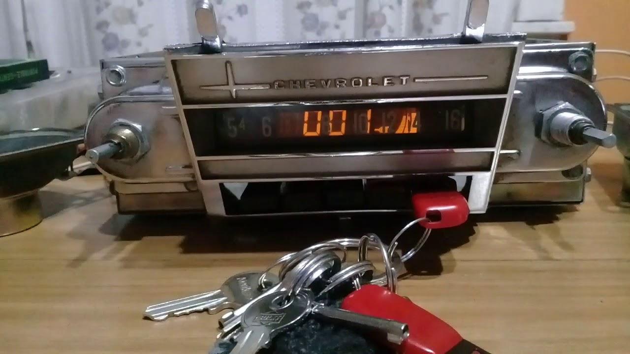 Conversin De Radio AM Chevrolet 400 A FM Y Usb