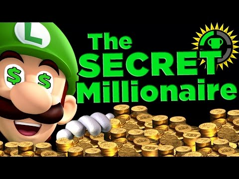 Thumbnail: Game Theory: Luigi, the RICHEST Man in the Mushroom Kingdom? (Super Mario Bros)