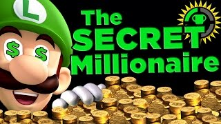 Game Theory Luigi, the RICHEST Man in the Mushroom Kingdom Super Mario Bros
