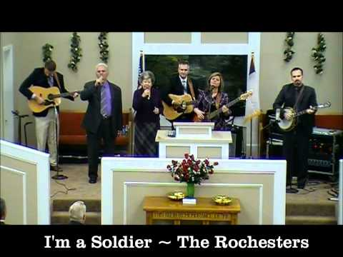 I'm a Soldier ~ The Rochesters