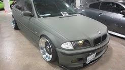 2004 BMW 325i Custom At 2014 MegaSpeed Car Show