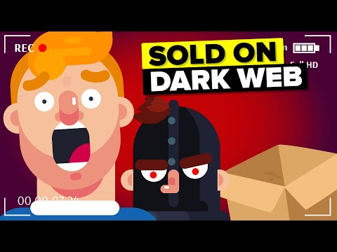 Crazy Things Actually Sold on the Dark Web