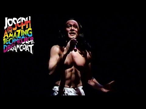 CLOSE EVERY DOOR - Joseph & The Amazing Technicolor Dreamcoat - 2000