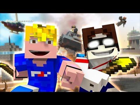 ♫ Hey My Friend ♫ A Minecraft Parody of Avicii Hey Brother