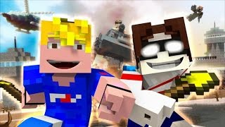 ♫ Hey My Friend ♫   A Minecraft Parody of Avicii   Hey Brother