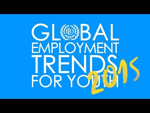 Global Employment Trends for Youth 2015