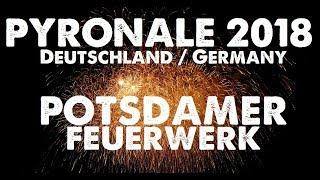 Pyronale 2018 Potsdamer Feuerwerk - Deutschland / Germany - 2. Platz & Tagessieger [ 4K UHD ]